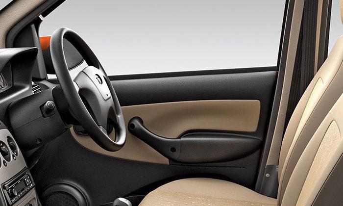 Tata Indica CR4 Spacious Interiors