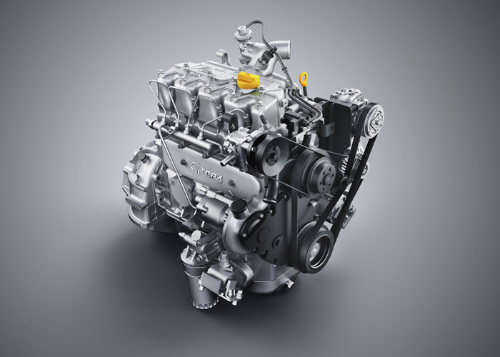 Tata Sumo Gold Powerful CR4 Engine