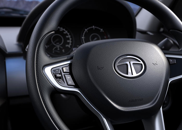 Tata Storme Multi-function Steering Wheel