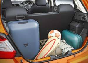Tata Tiago Boot Space