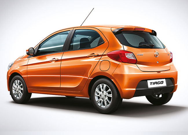 Tata Tiago The Sporty New Hatchback Car In Nepal It S Fantastico