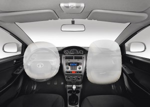 It offers drivers & passengers front airbags, ABS & EBD and a collapsible steering column to keep you and your loved ones safe.