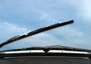 Rain sensing auto wipers zwork in tandem to prevent any injury