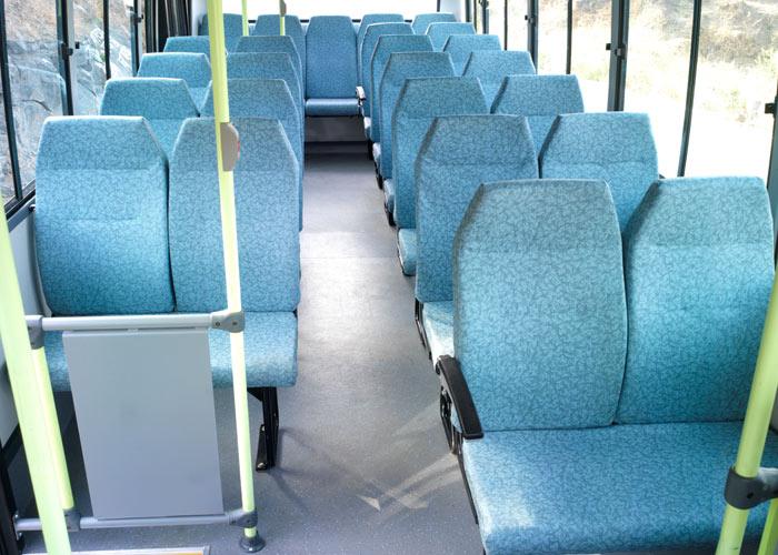 Comfortable Passenger Seats