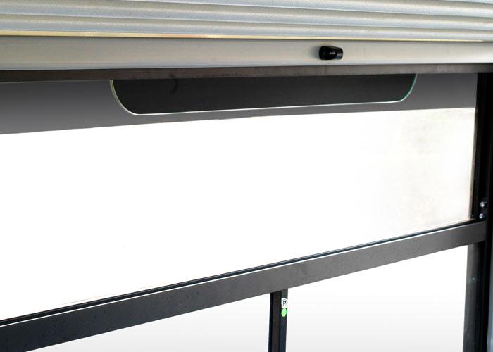 Canopy Shade & Slit Glass
