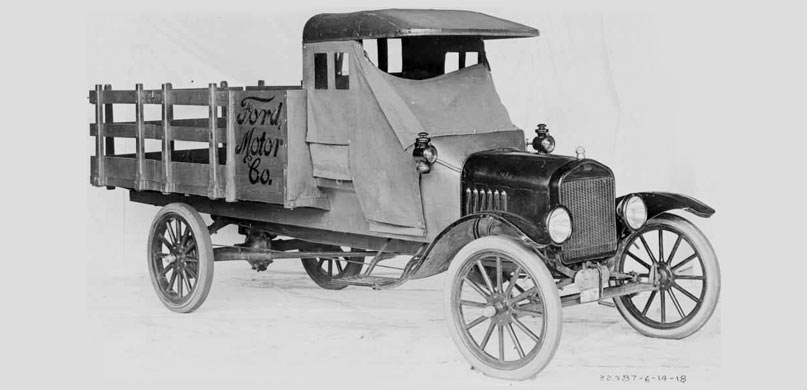 Story Behind The First Pickup Truck