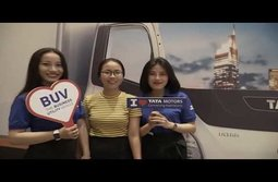 Launch of Tata Ultra in Ho Chi Minh, Vietnam