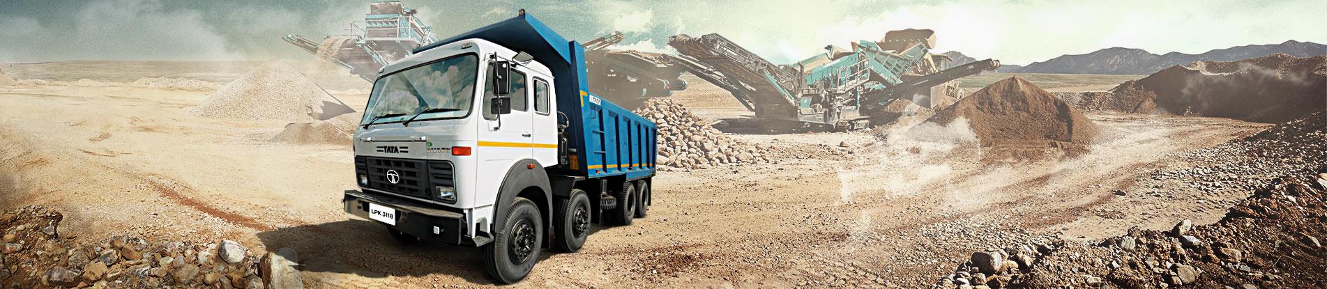 Tata Motors Bangladesh - Heavy Duty Trucks Manufacturer