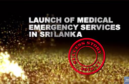 Launch of medical emergency services (Winger)