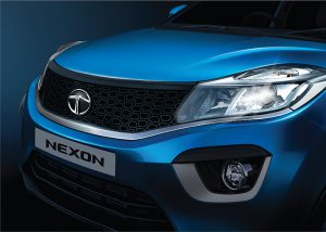 Tata Nexon SUV - Bumper