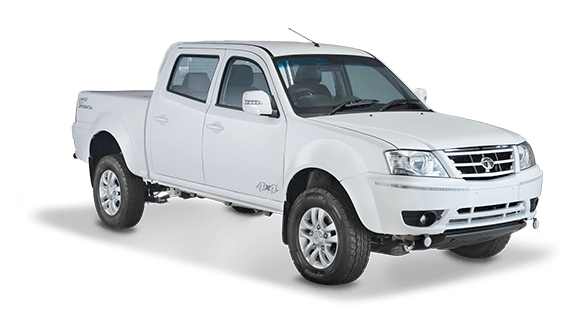 What is a full-size pick up truck