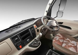 15 Tonner Ultra Truck - Interior Dashboard