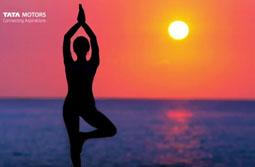 International Yoga Day 2016 and 2017
