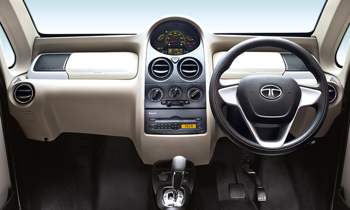 Tata GenX Nano Electric Power Assisted Steering