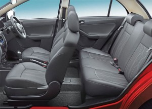 Tata Bolt Spacious Interiors
