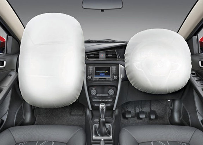 Tata Bolt - Dual Front Airbags