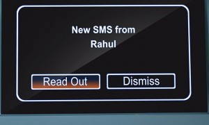 SMS NOTIFICATIONS AND READOUTS**