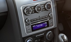 Integrated ConnectNext Infotainment System by Harman