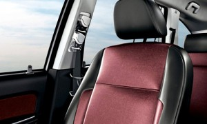 Seat Belt With Pre-tensioner Keyless Entry With Immobiliser & Perimetric Alarm System