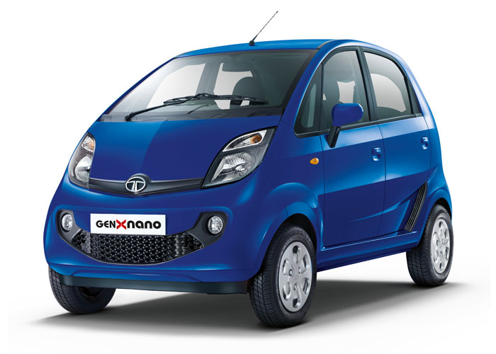 Tata Genx Nano Automatic Compact Hatchback Car In Sri Lanka