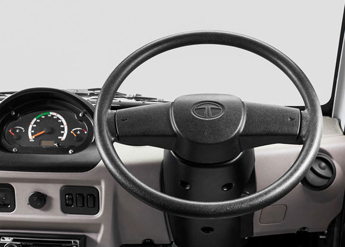 Tata Ace Ergonomic Steering Wheel