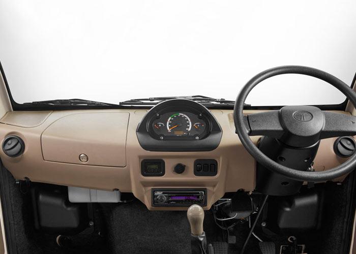 Tata Ace High Class Dashboard