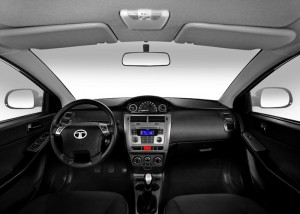 A 2-DIN music system with steering mounted controls and phone connectivity help calm your senses through the toughest of jams.