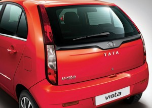 The Vista is a stylish hatchback, thoughtfully designed for new families.
