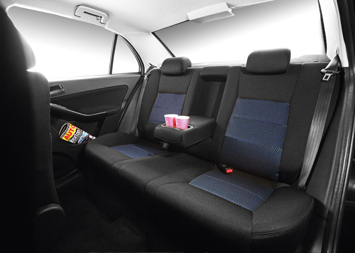 Tata Manza Ergonomically Designed Seats