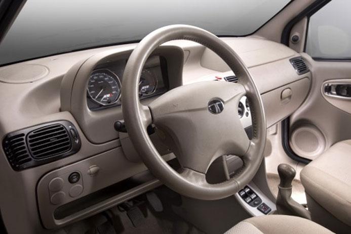 Tata Indigo Steering Wheel