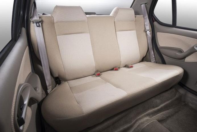 Tata Indigo Comfortable seats