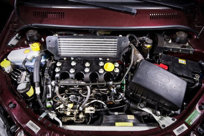Tata Indigo Best-in-class engine