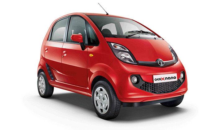 Tata GenX Nano Hatchback