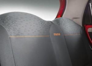 Tata GenX Nano Comfortable Seats