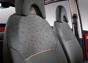Tata GenX Nano Seats
