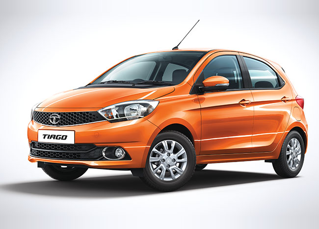 Tata Tiago The Sporty New Hatchback Car In Bangladesh
