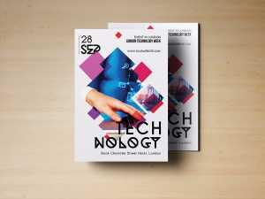 Technology workshop – Flyer Templates