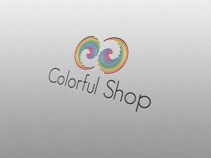 Colorful Shop – Logo Design