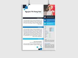 Resume, CV – Templates