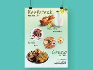 Beefsteak Restaurant Grand Opening