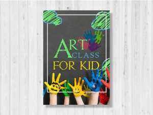 Art-Class-for-Kid-Poster-Template