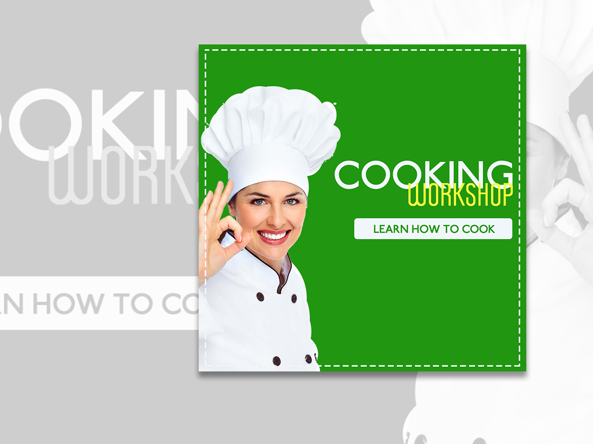 Cooking-Workshop-Social-Media-Template