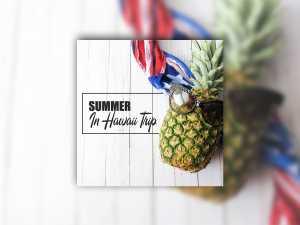 Summer – Social Media Template