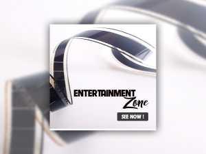 Entertainment Social Media Template