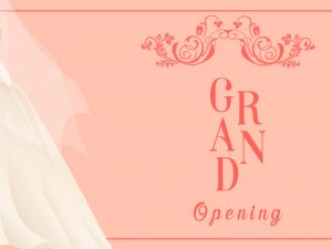Grand Opening – Social Media Template