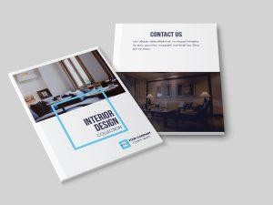 Interior Brochure Design