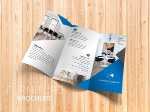 Furniture Brochure Templates