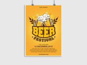 Beer Festival – Flyer Template