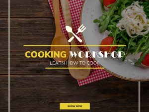 Cooking Workshop – Social Media Template
