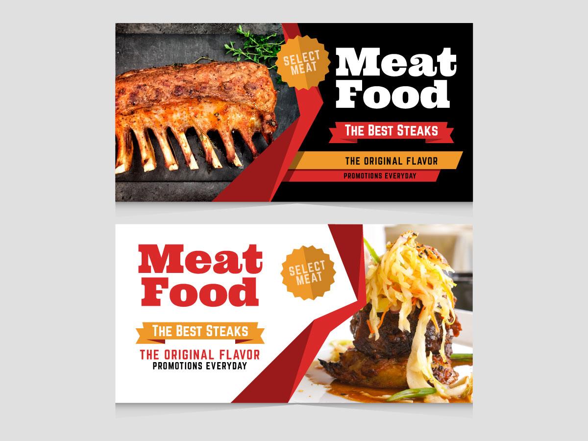 bbq, food, restaurant, Food Restaurant, voucher, gift card, design templates